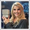 Beatrice Egli gewinn Swiss Music Award 2015